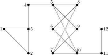 Ilustracja przykładu w zadaniu DEG